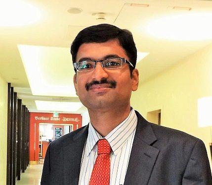 Dr. Harivenkatesh Natarajan, Professor - Pharmacology, JIPMER - Puducherry